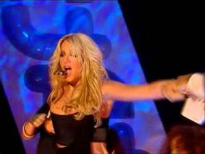 Britney Spears Toxic Live Top Of The Pops [UK] - YouTube