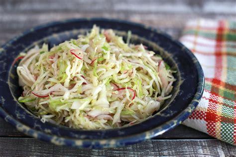 vinegar coleslaw dressing tangy coleslaw with vinegar dressing recipe