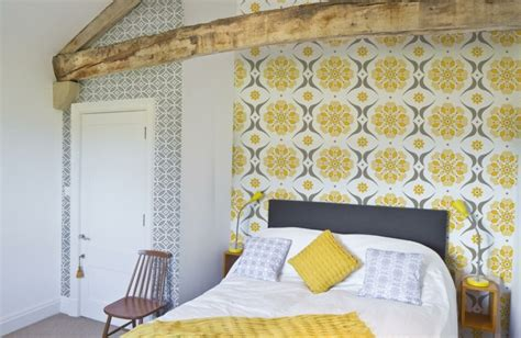 papier peint chambre a coucher adulte papier peint tendance 50 idées pour une maison moderne