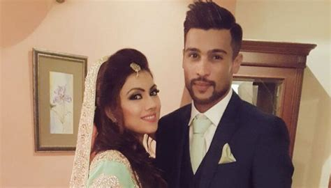 PHOTOS: Pacer Mohammad Amir ties the knot with British