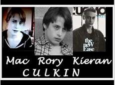 Macaulay, Kieran & Rory Culkin part03 YouTube