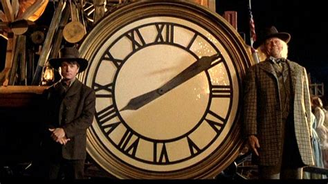 Hill Valley's High Noon Back To The Future Part Iii (1990