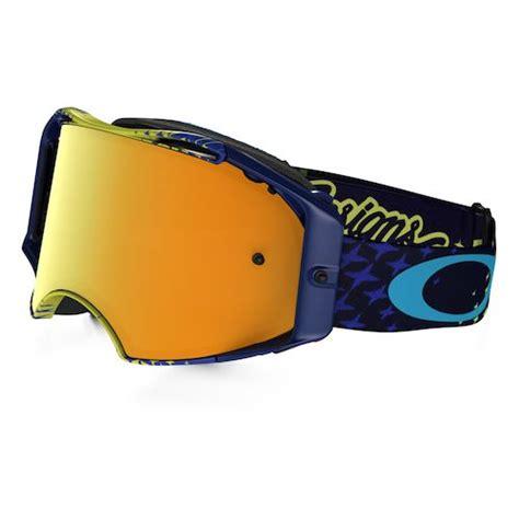 goggles motocross oakley airbrake mx goggles revzilla