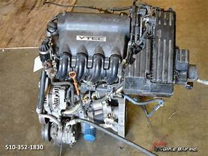 Jdm 2006 2007 2008 Honda Fit L15a 1 5l Replacement Engine