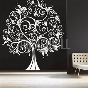 wall decals stylish tree magic wall stickers canada With beautiful beach decals for walls
