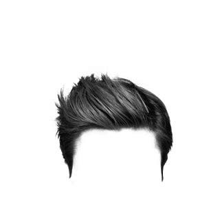 part real hair png zip file   men hair