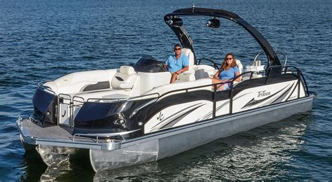 Pontoon Sports by Sporttoon Pontoon Boats Jc Tritoon Marine