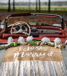 Déco Mariage Champetre : decoration mariage champetre voiture ~ Melissatoandfro.com Idées de Décoration