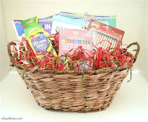 adult coloring book gift ideas adult coloring book gift idea giftbasket michaelsmakers