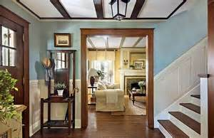 interior colors for craftsman style homes a beautifully restored american foursquare in new york