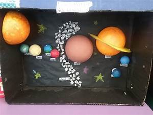 outer space diorama ideas - Google Search | diorama ideas ...