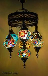 Turkish Lamp Light Bulb Size Turkish Lamp Handmade Mosaic Hanging Ceiling Light Fixture
