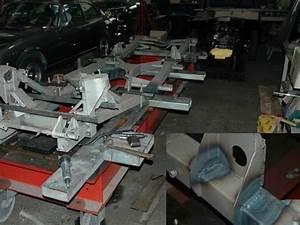 Peinture Chassis Voiture : renovation chassis triumph tr3 m thodologie de restauration de v hicules ancienes ~ Melissatoandfro.com Idées de Décoration