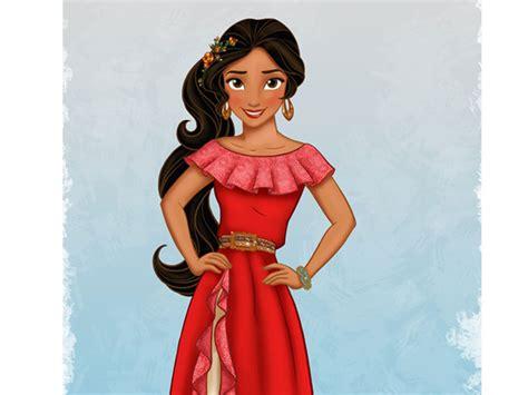 Disney Introduces Its First Latina Princess, Elena Of