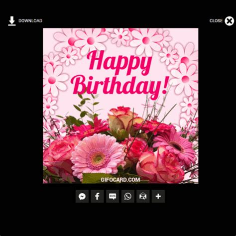 birthday send text message sms outlook link button happy email messenger ecard whatsapp smartphone save tablet gifs right sharing via