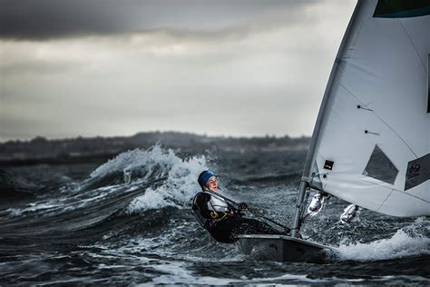 Shooting An Olympic Sailor In Action Using Remote High
