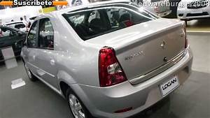 Renault Logan Dynamique 2013 Colombia Video De Carros Auto