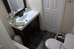 mini for bathroom before and after small bathroom makeovers big on style