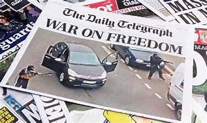 Charlie Hebdo attack: Newspapers react to magazine murders ...