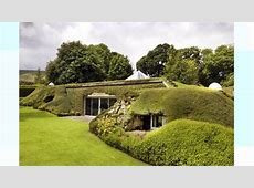 Underground house in West Yorks gets grade two listed