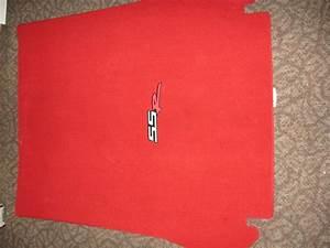 Ssr Logo Cargo Mat And Front Matts