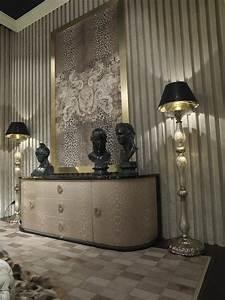 Roberto Cavalli Home : 1000 images about roberto cavalli home interiors on pinterest ~ Sanjose-hotels-ca.com Haus und Dekorationen