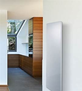 Radiateur Electrique Verre : radiateur vertical design en verre 1500w solaris ~ Nature-et-papiers.com Idées de Décoration