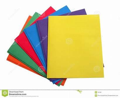 Folders Colored Office Clipart Multi Stack Folder