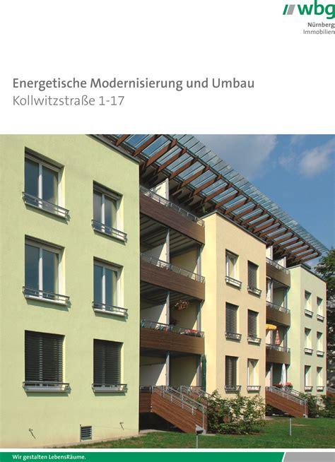 Niedrigenergiehaus Anforderung Bis Umsetzung by Wbg N 252 Rnberg Gmbh Kollwitzstrasse 1 17