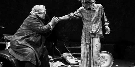 Glenda Jackson Plays Lear on Broadway, and She Is Every ...