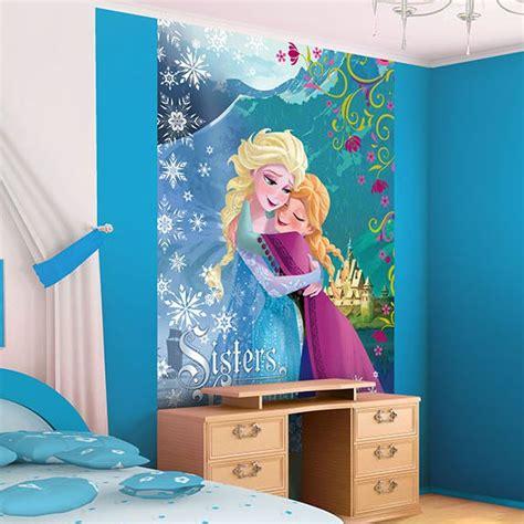 decoration chambre la reine des neiges decoration murale la reine des neiges