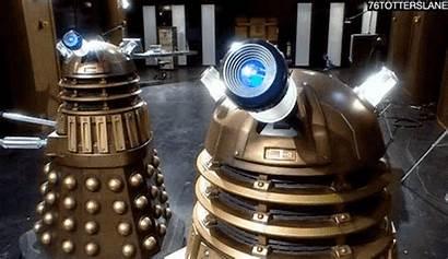 Doctor Dalek Explain Daleks Exterminate Fantastic Gifs