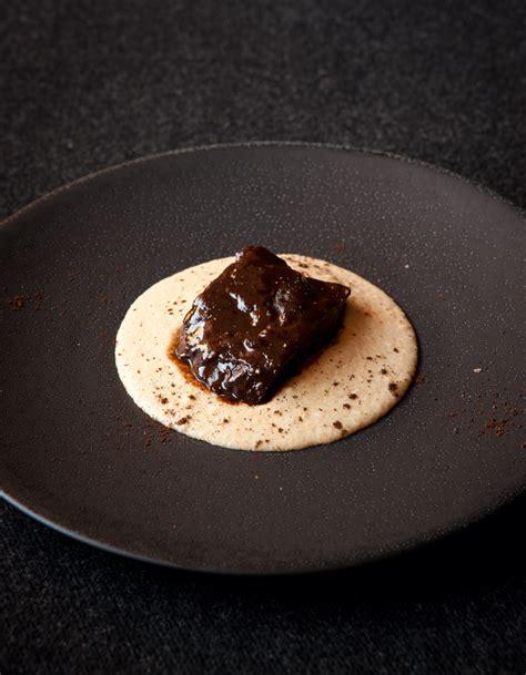 site de cuisine de chef joues de boeuf polenta au café du chef emmanuel renaut