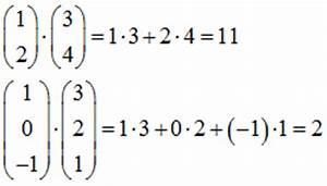 Grenzwert Berechnen Beispiele : skalarprodukt von vektoren ~ Themetempest.com Abrechnung
