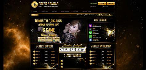 Pokerbandar Link Alternatif Terpopuler Bandar Kartu