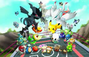 pokemon rumble blast nintendo eshop qr codes images