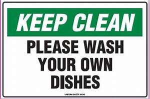 Wash The Dishes Signs | www.pixshark.com - Images ...