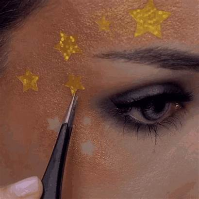 Face Paint Stars Painting Gifs Tenor