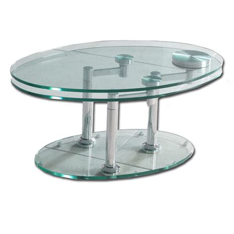 oval glass coffee table swivel oval glass coffee table glass base buy glass