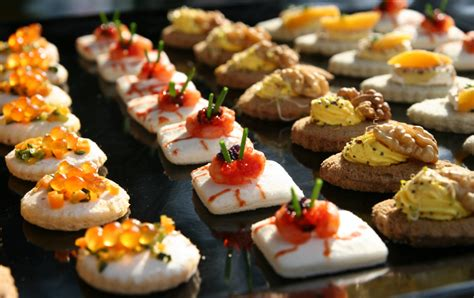 cocktail canapes ideas garden ideas how to plan a garden