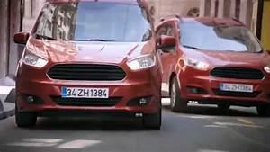 Ford Tourneo Courier Avis : 2015 ford tourneo courier youtube ~ Melissatoandfro.com Idées de Décoration