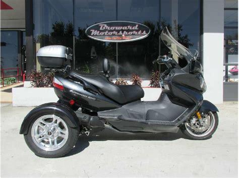 2007 Suzuki Burgman 650 Motor Motorcycles For Sale