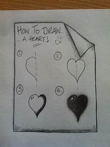 How To Draw... A Heart! For more in depth step by step ...