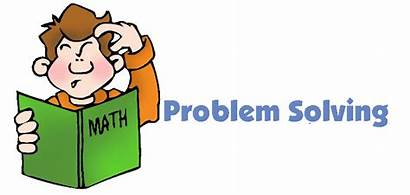 Solving Problem Math Problems Clipart Word Background