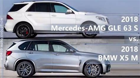 mercedes amg gle     bmw   technical