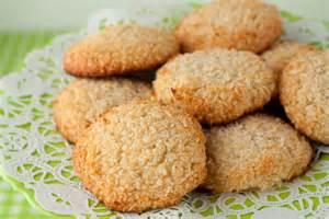 Vanilla Coconut Cookies