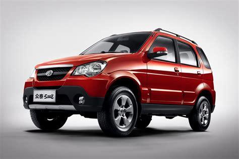zotye hunter  zotye autos chinos catalogo vigente