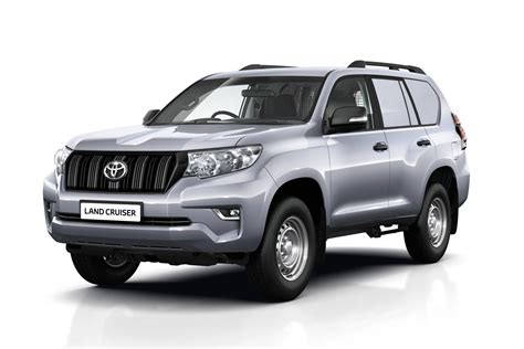 Modifikasi Toyota Land Cruiser by New Toyota Land Cruiser Utility Commercial Launched Auto