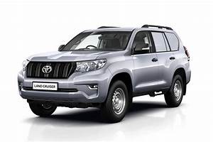 Toyota Land Cruiser 7 Places : new toyota land cruiser utility commercial launched auto express ~ Gottalentnigeria.com Avis de Voitures