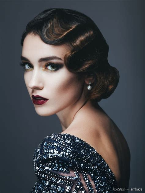 How To Do A 20s Hairstyle by How To Do Finger Waves For Glamorous Vintage Style